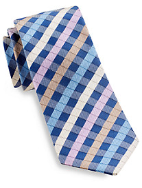 Geoffrey Beene® Think of You Gingham Tie
