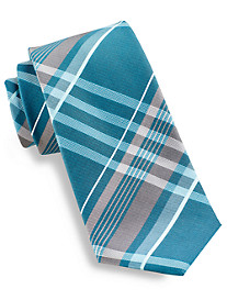 Geoffrey Beene® Stand By Me Plaid Tie