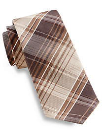 Geoffrey Beene® Count On Me Plaid Tie