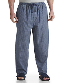 Harbor Bay® Woven Check Lounge Pants