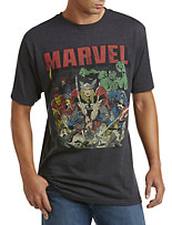Vintage Marvel Super Action Graphic Tee