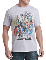 Marvel Assembled Graphic Tee
