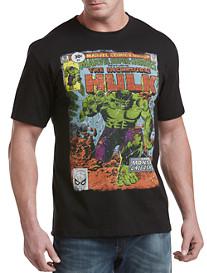Hulk '59 Monster Comic Cover Graphic Tee