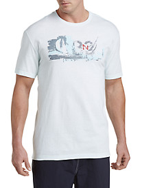 Nautica® Yacht 83 Dot Graphic Tee