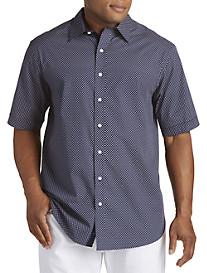 Synrgy® Circle Print Sport Shirt