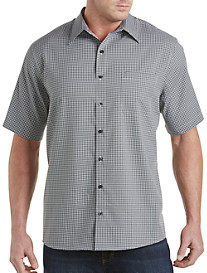 Synrgy™ Microfiber Small Check Sport Shirt