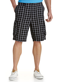 True Nation® Plaid Shorts