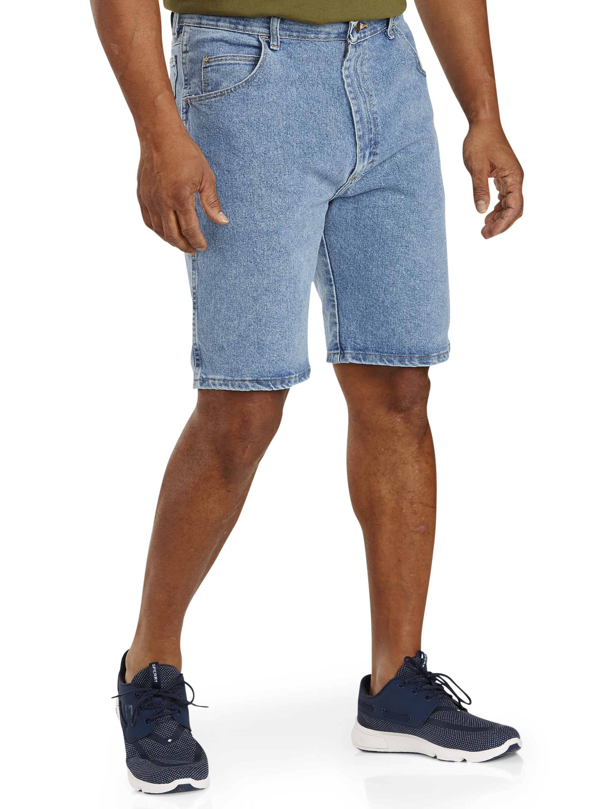 Wrangler Advanced Comfort Denim Shorts | Tuggl