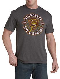 Gas Monkey Rumblers Graphic Tee