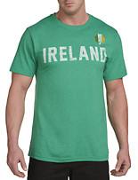 Ireland Clover Graphic Tee