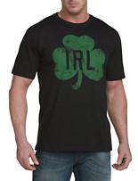 IRL Shamrock Graphic Tee