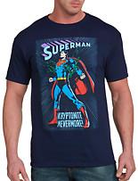 Superman Kryptonite Nevermore Graphic Tee