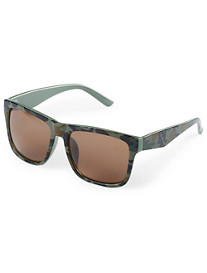 True Nation® Camo Square-Framed Sunglasses