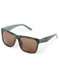 True Nation® Camo Square-Framed Sunglasses