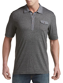 PX Clothing Twisted Yarn Polo