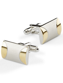 Geoffrey Beene® Two-Tone Cuff Links