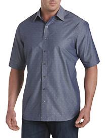 Synrgy™ Dobby Print Sport Shirt