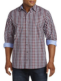 Synrgy™ Small Plaid Sport Shirt