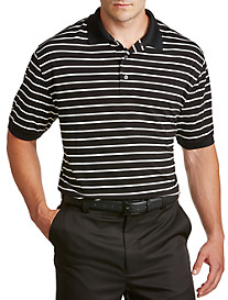 Oak Hill® Stripe Performance Polo