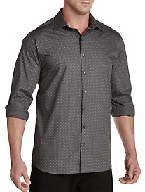 Synrgy™ Square Print Sport Shirt