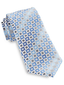 Geoffrey Beene® Colorful Boxes Silk Tie