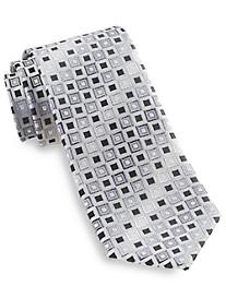 Geoffrey Beene® Colorful Boxes Silk Tie