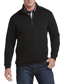 Synrgy™ 1/4-Zip Pullover with Nylon Detail