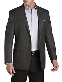 Andrew Fezza Windowpane Sport Coat