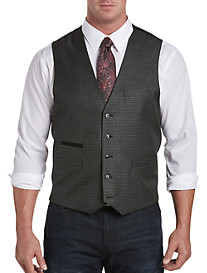 Oak Hill® Houndstooth Vest