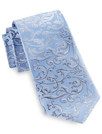 Synrgy™ Floral Dot Paisley Tie