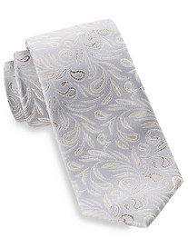 Synrgy Small Paisley Floral Tie