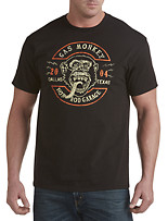 Gas Monkey Garage® Shop Circle Graphic Tee