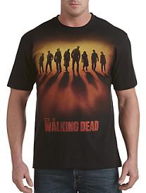 AMC® Walking Dead® Zombie Line Up Graphic Tee