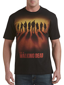 AMC® Walking Dead® Zombie Line Up Graphic Tee