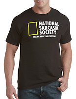 National Sarcasm Society Graphic Tee