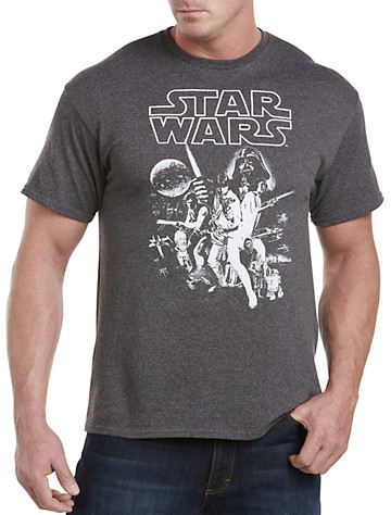 Star Wars™  Retro Poster Graphic Tee
