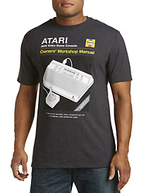 Atari® Game Console Graphic Tee