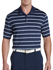 Reebok Stripe Speedwick Polo