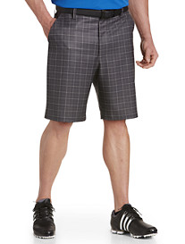 Reebok Golf Speedwick Plaid Shorts