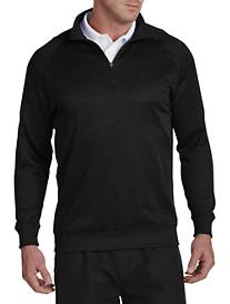 Reebok Golf Mélange Speedwick 1/4-Zip Pullover