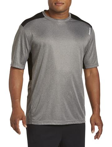 Reebok Speedwick Tech Top (dark grey heather) - ( Active Tops )