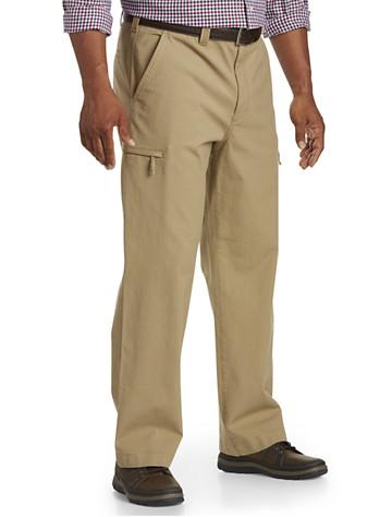 Oak Hill® Traveler Cargo Pants - Available in khaki