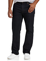 True Nation® Athletic-Fit Dark Rinse Denim Jeans