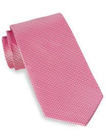 Gold Series® Small Dot Pattern Silk Tie