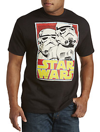 Star Wars™ Stormtrooper Trading Card Graphic Tee