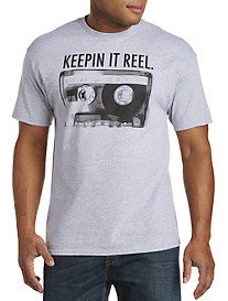 Keepin' It Real Graphic Tee