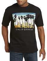 Palm Tree California Graphic Tee