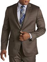 Geoffrey Beene® Textured Solid Suit Jacket