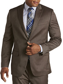 Geoffrey Beene® Textured Solid Suit Jacket
