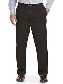 Geoffrey Beene® Tonal Plaid Suit Pants